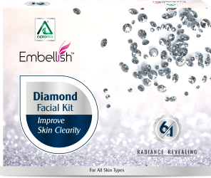 Aplomb Embellish Diamond Facial Kit