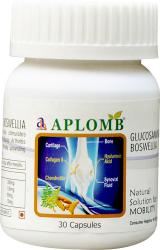 Aplomb Glucosamine and Boswellia (30 caps)
